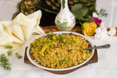 Nepalese Special Fried Rice